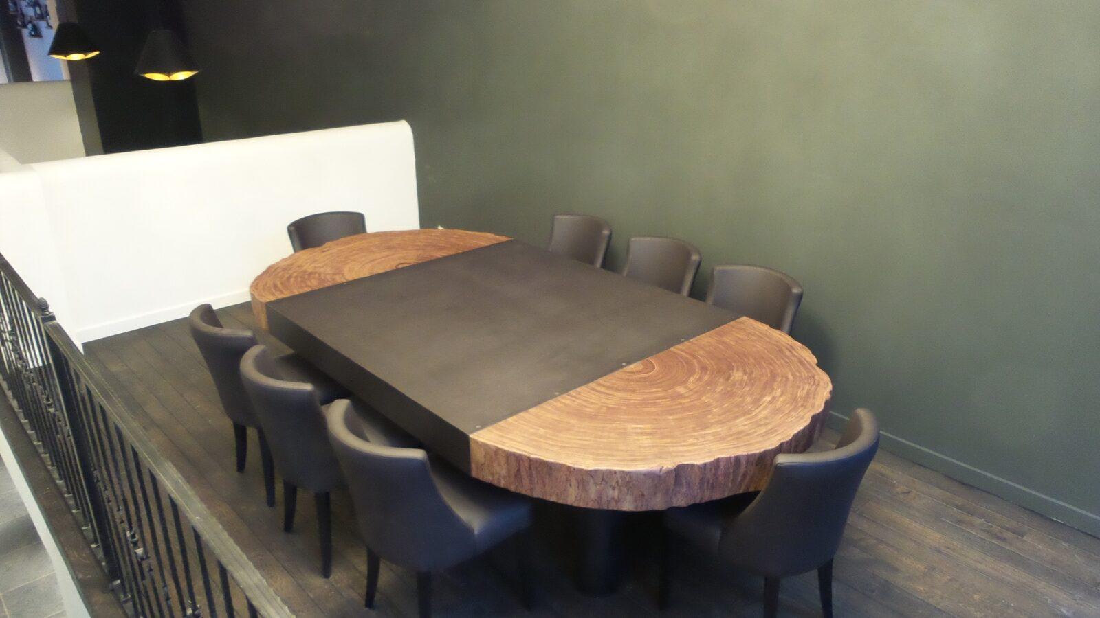 Bubbinga tafel
