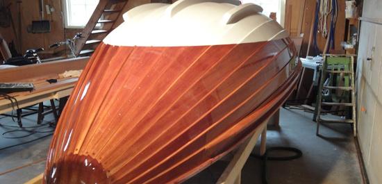 Grote Houten Boot.Hout Voor Scheepsbouw En Scheepswerf